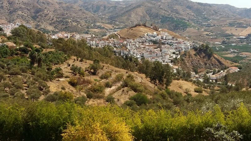 Vista general de Álora