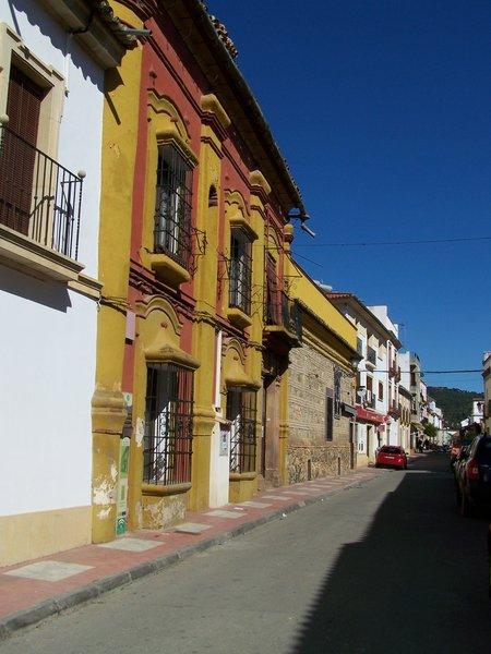 Villafranca, Casa Palacio Duque de Medinaceli