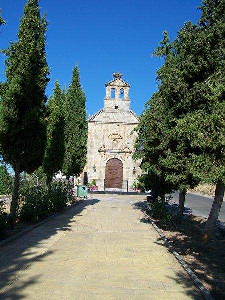 Villafranca, ermita de los Remedios