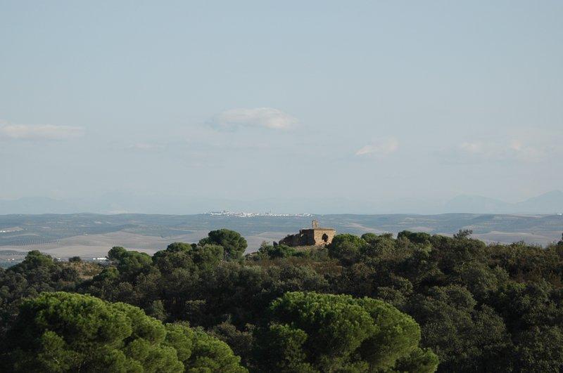 Villafranca, ermita del Calvario