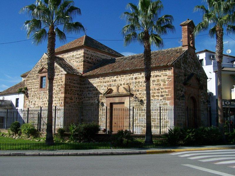 Villafranca, ermita de la Virgen de las Angustias