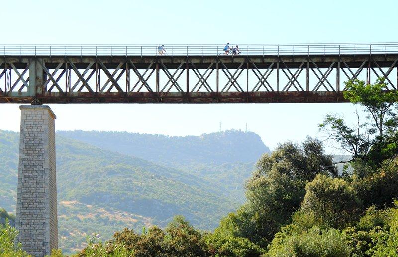 Recorrido por la Vía Verde más larga de Andalucía