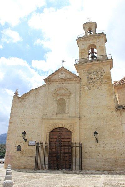 Iglesia de Santa María de Jesús
