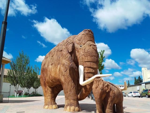 Mamuts Escultóricos