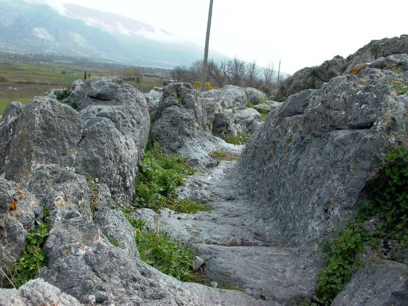 Vía Ibero Romana de Padul