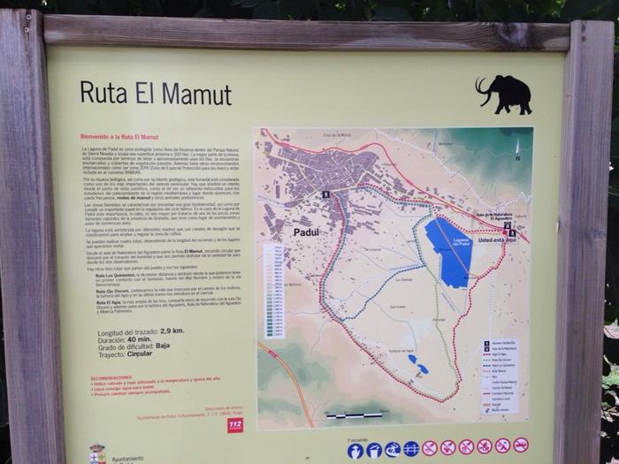 Ruta del Mamut