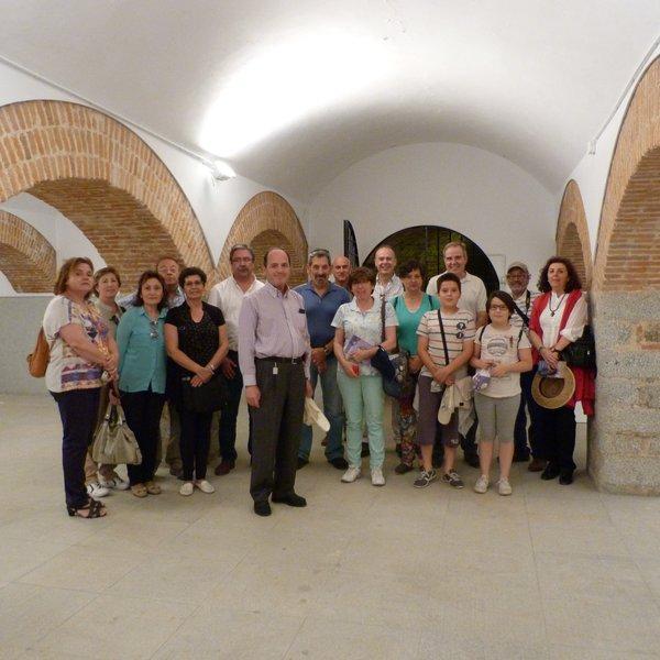 Refugio Antiaéreo de la Guerra Civil - Villanueva de Córdoba
