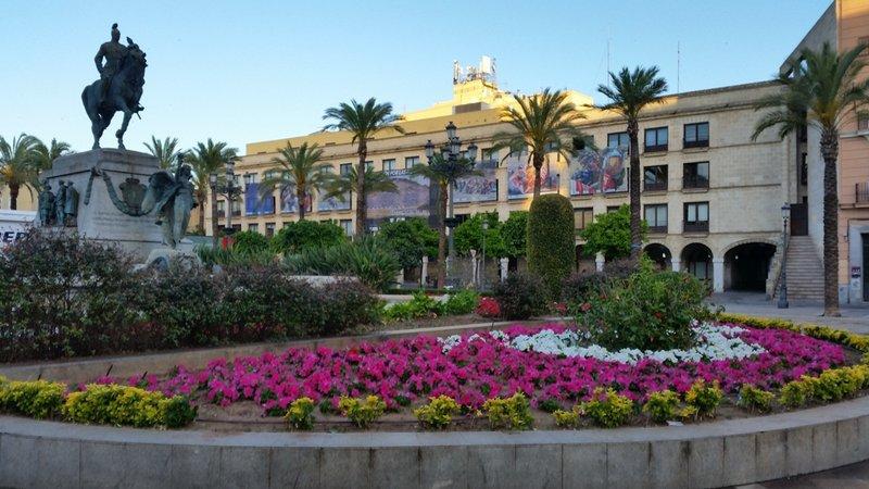 Oficina de Turismo, Plaza del Arenal