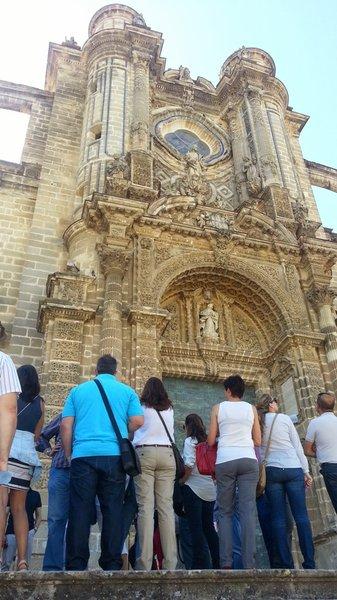 Catedral, visita