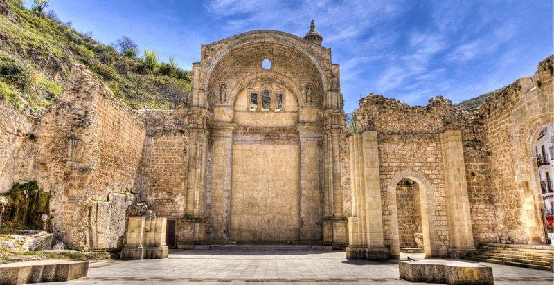 Ruinas de Santa María