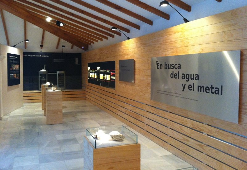 Centro de Visitantes Narváez