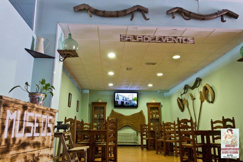 Museo del Aguardiente Anisado de Rute y España