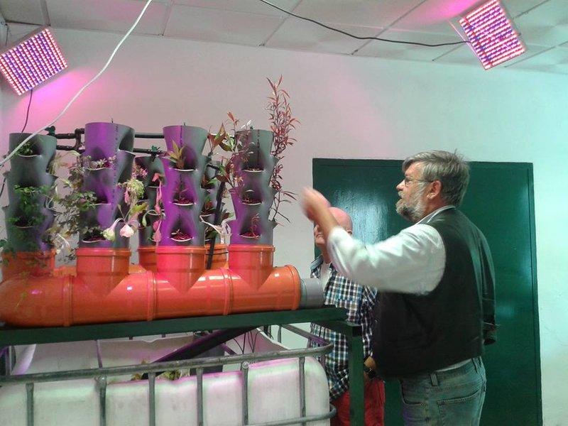 Museo Alboranía - Aula del Mar