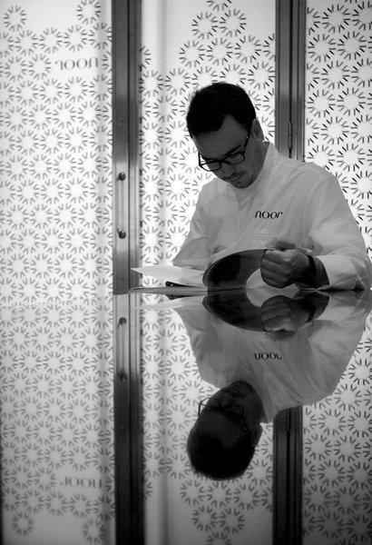 Paco Morales Chef de Noor