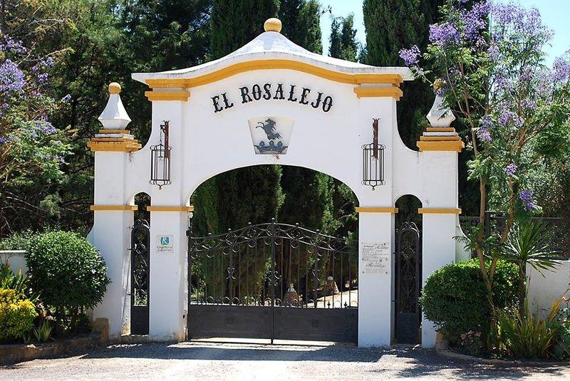 Casa Rural Hacienda El Rosalejo