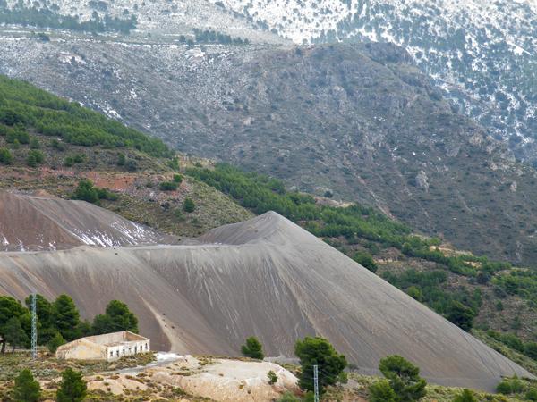 Escombreras de mina