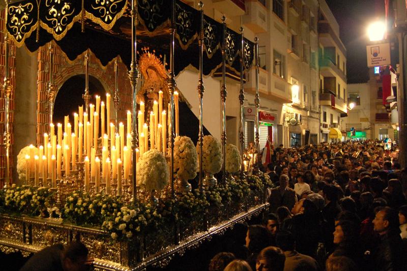 Semana Santa en Berja, 2