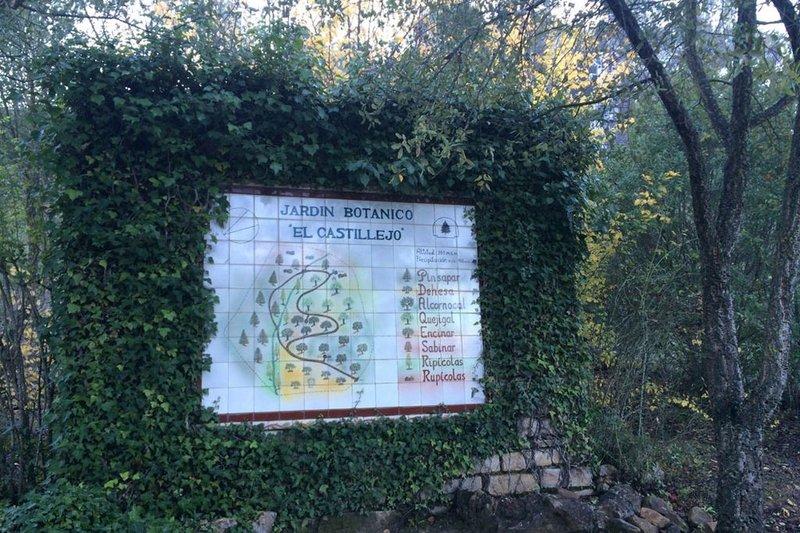 Jardín Botánico El Castillejo