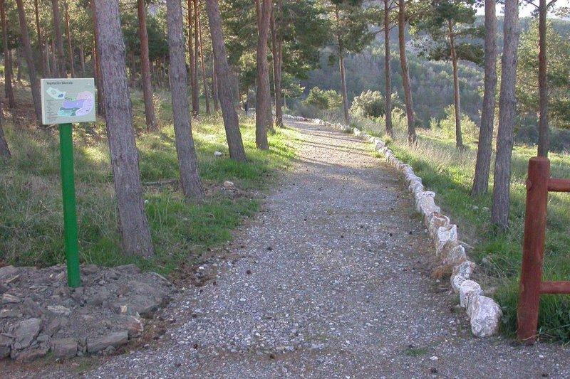 Jardín Botánico Hoya de Pedraza