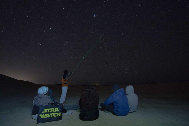 Astronomía Cabo de Gata