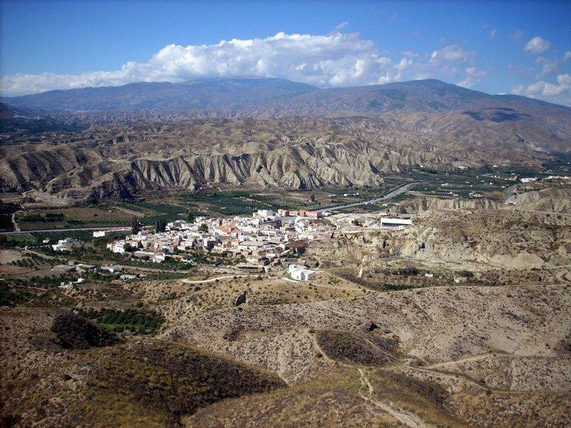 Camino Mozárabe de Santiago