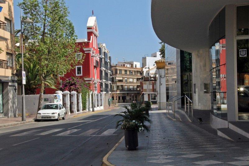 Avenida Guillermo Reyna