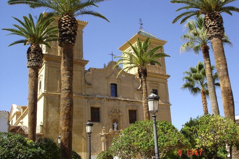 Exterior Iglesia Parroquial