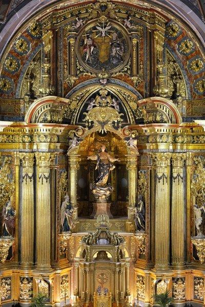 Retablo Iglesia Parroquial
