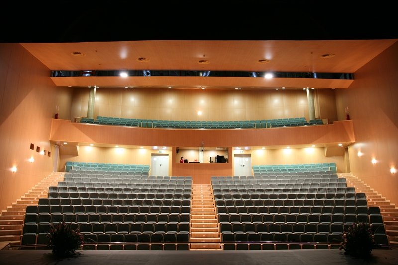 Teatro Villa de Huércal-Overa