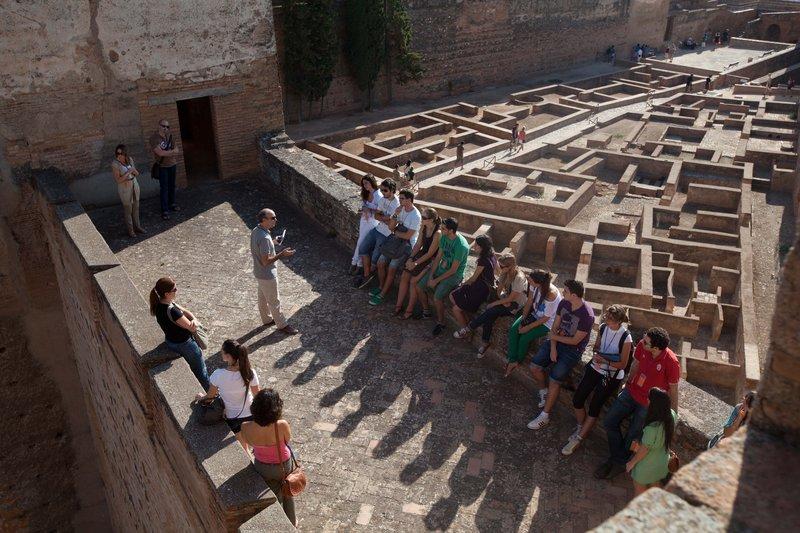 Visitas especiales Alhambra