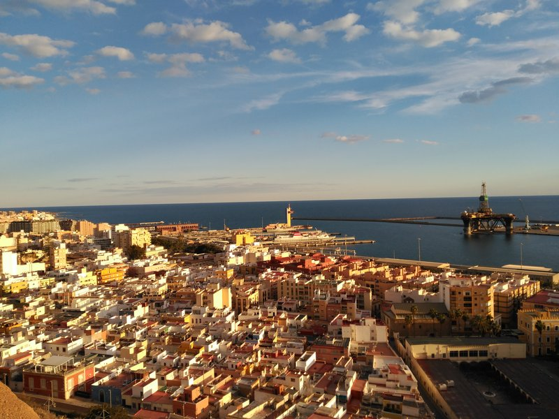 Pack turismo cultural Almeria ciudad
