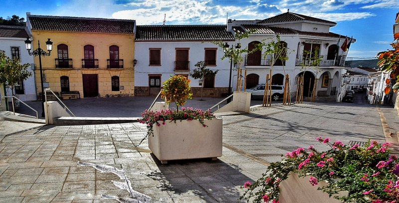 Plaza del Ayuntamiento - Villanueva del Rosario