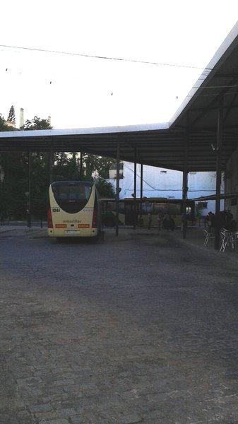 Estación de Autobuses de Arcos de la Frontera