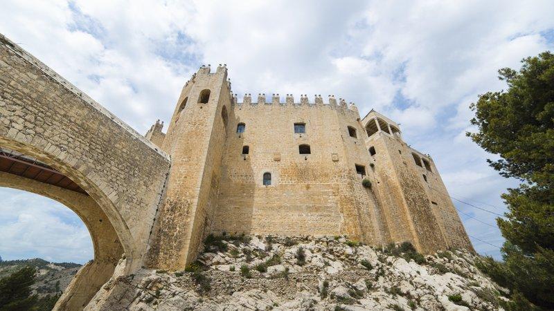 Castillo de Vélez-Blanco, Almería