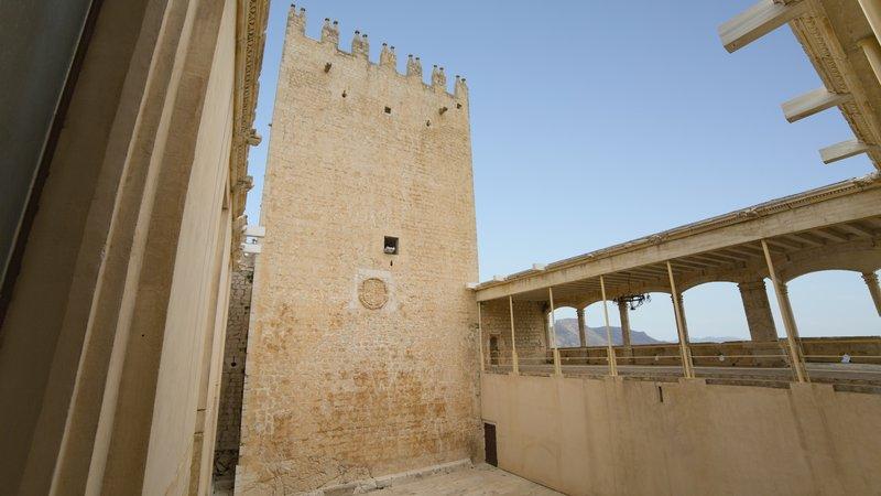 Torre del Homenaje, Castillo de Vélez-Blanco, Almería