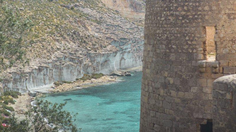 Cala San Pedro, Almería
