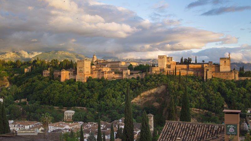 Alhambra + Audioguía