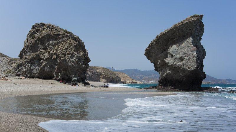 Playa de los Muertos, Carboneras, Almería