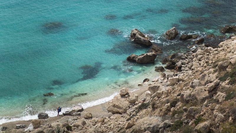 Cala de San Pedro, Las Negras, Níjar, Almería