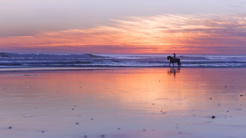Playa El Palmar, Vejer de la Frontera, Cádiz