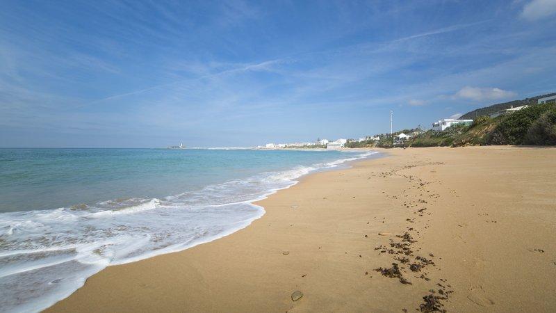 Playa Los Caños de Meca, Barbate, Cádiz