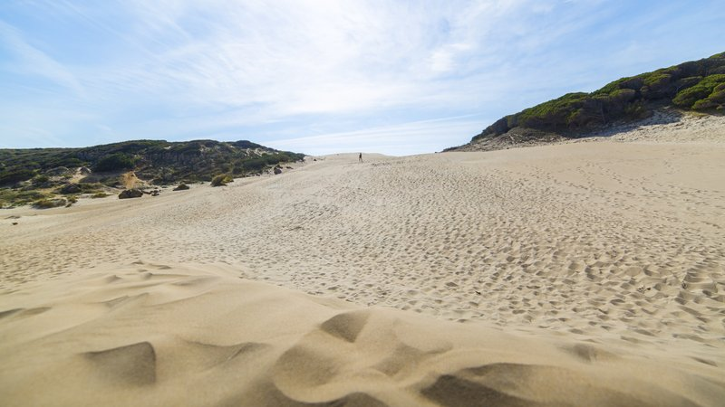 Playa de Bolonia, Tarifa, Cádiz