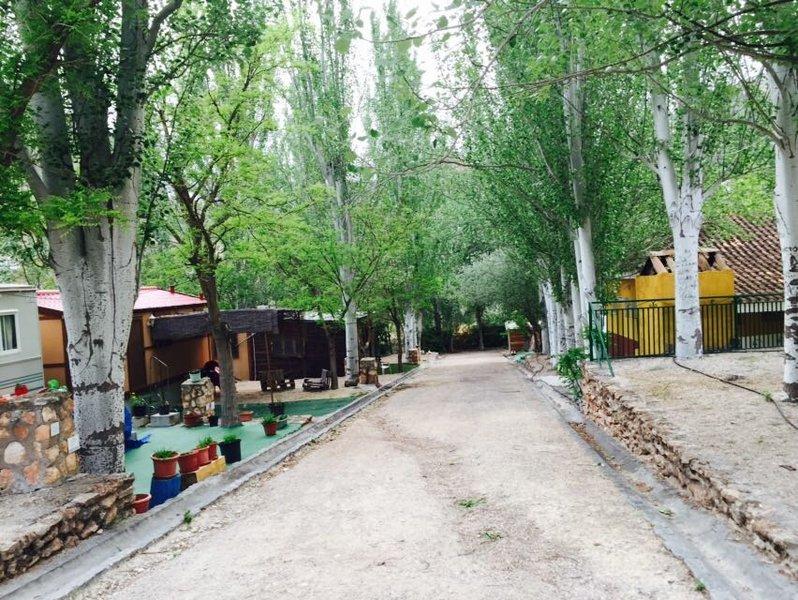 Camping El Ángel-Castril
