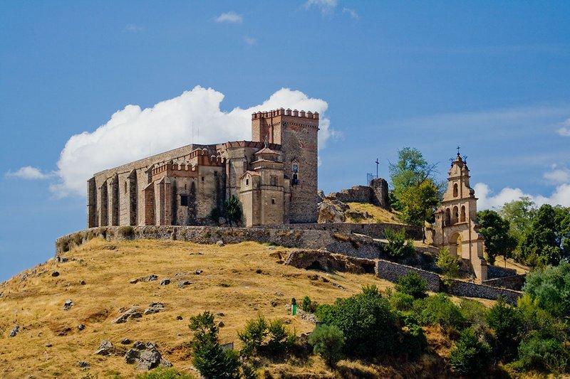 Castillo de Aracena, Huelva