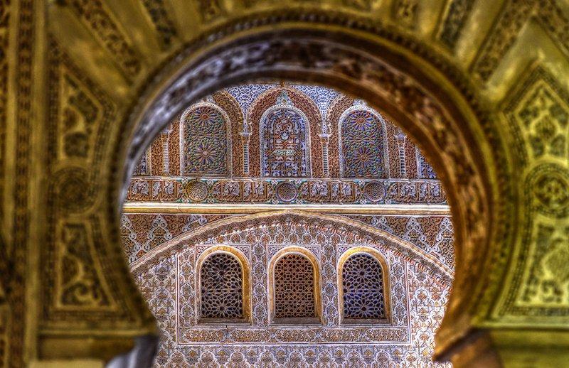 Salón de Embajadores, Real Alcázar, Sevilla
