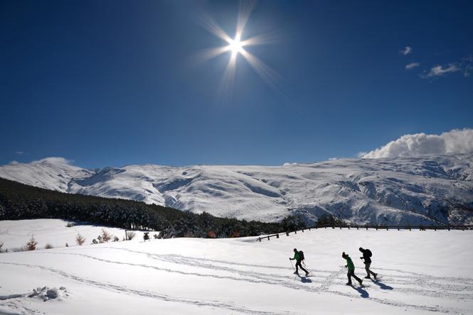 Al Andalus Activa Escuela de Montaña y Esquí