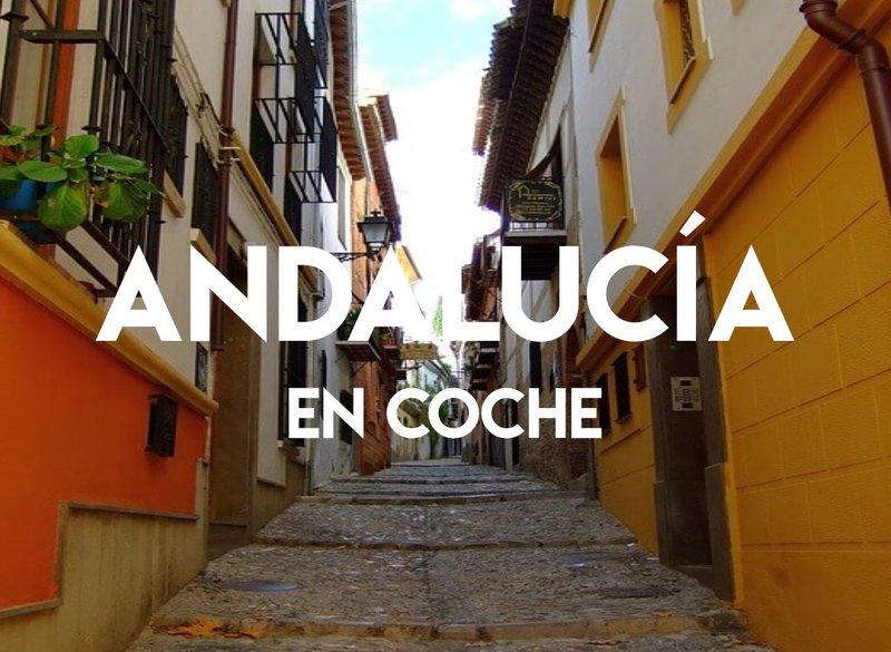 Recorriendo Andalucía en coche de alquiler