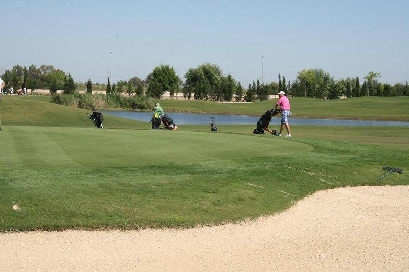 Campo de Golf La Cartuja