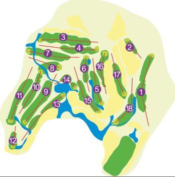 Karte und Exkursion