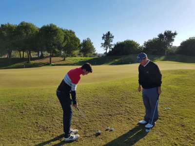 La Estancia Golf, the ideal place to improve your swing